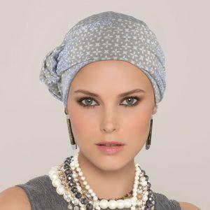 Milla Headwear In COBBLESTONE BLUE