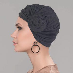 Yona Headwear In GREY
