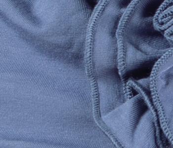 Lyra Headwear in Jeans Blue