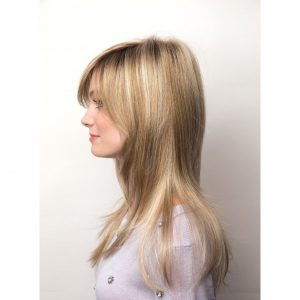 Miranda Wig | Synthetic Wig (Mono Top) | 21 Colours