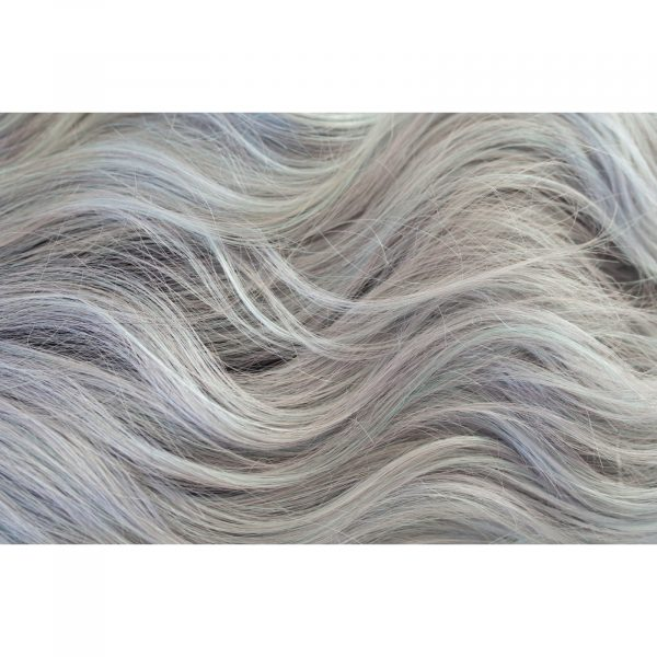 Pastel Blue ROOTED Colour by Rene of Paris