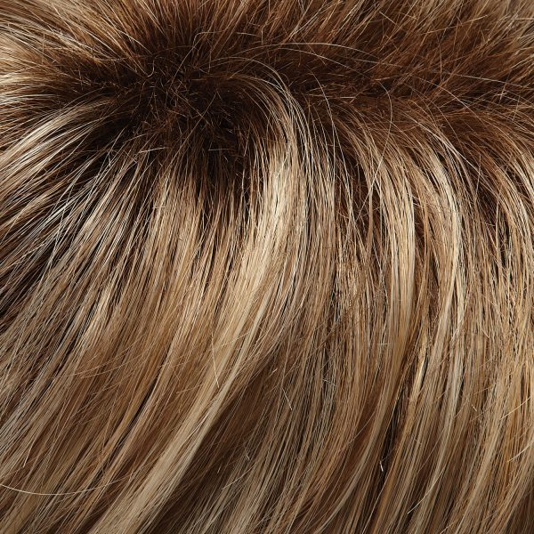12FS8 | Shaded Praline | Wig colour by Jon Renau