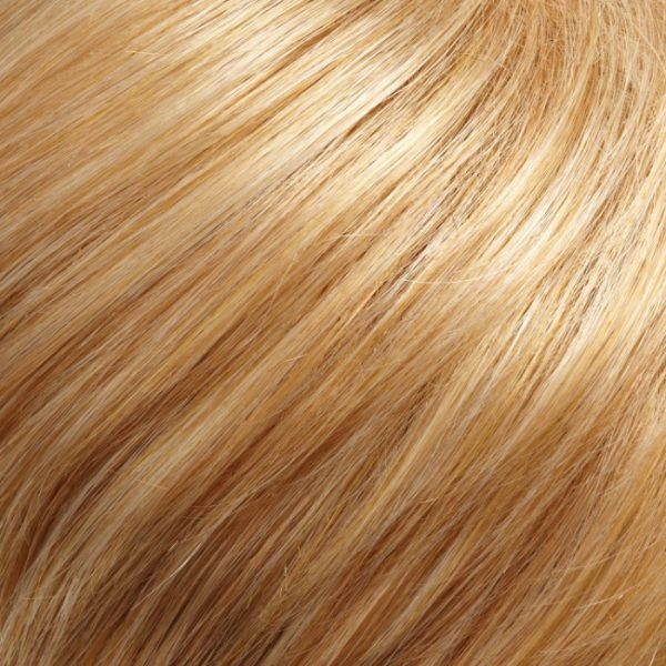 24B/27C | Butterscotch | Light Gold Blonde & Light Red-Gold Blonde Blend