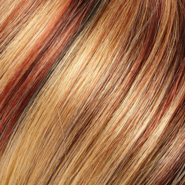 33R27F Frosted Flame Jon Renau Wig Colour
