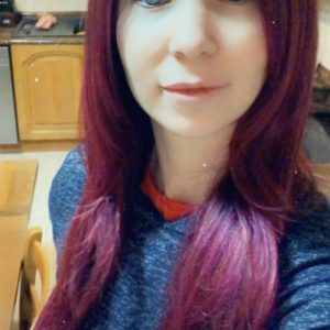Customer Review of Angelica Large Wig in Plumberry Jam Long Rooted