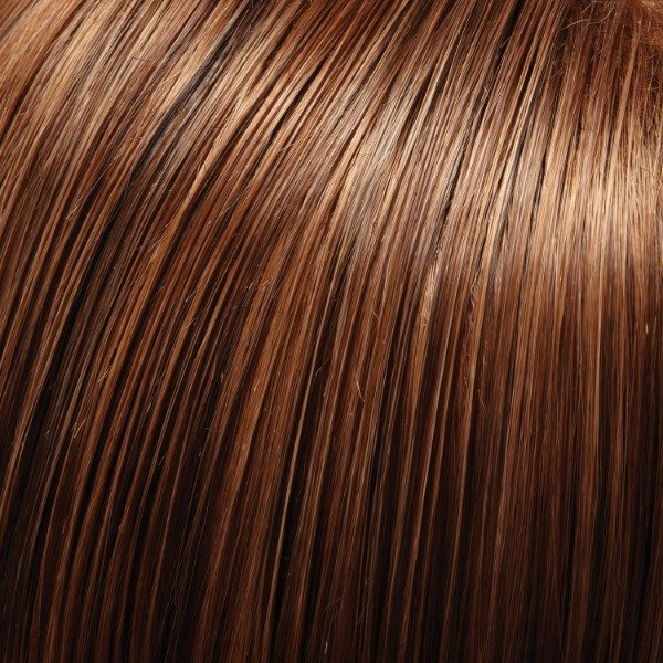 4/27/30 | German Chocolate | Dark Brown, Light Red-Gold Blonde & Red-Gold Blend