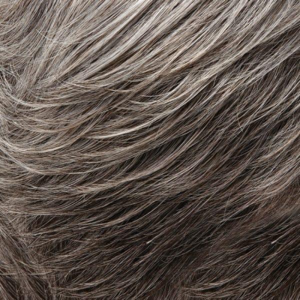 51F44 WHITE RUSSIAN Jon renau grey wig colour