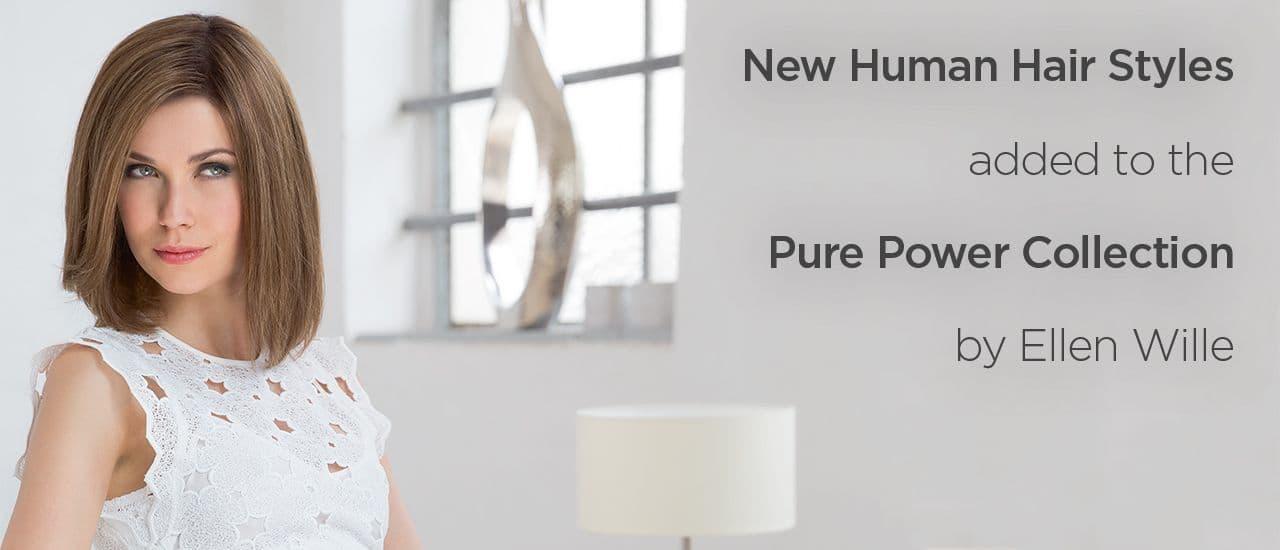 Buy Ellen Wille Human Hair Wigs | HairWeavon