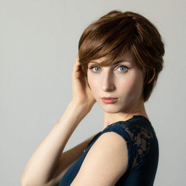 Award Wig by Ellen Wille