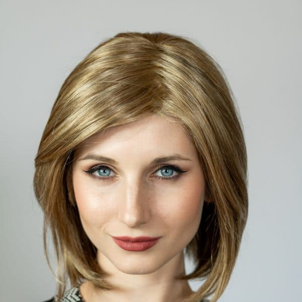 Tempo 100 Deluxe and Tempo Large Deluxe Wig by Ellen Wille