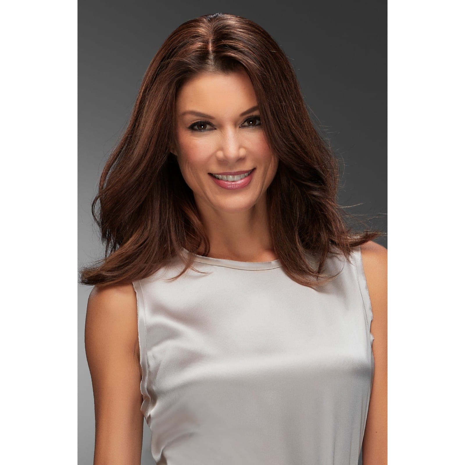 Top Form 18inch Topper human hair