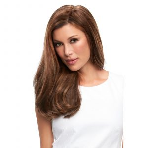 Top Full 18″ Topper | Remy Human Hair (Mono Base) | 22 Colours