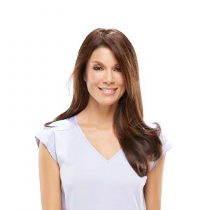 EasiPart XL 18″ Topper | Remy Human Hair (Mono Base) | 30 Colours