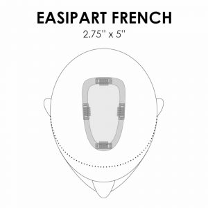 Easipart French Piece