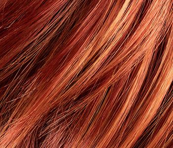 Fire Ball wig colour by Ellen Wille