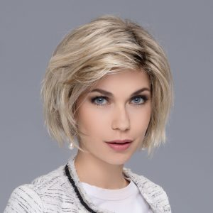 French Wig In SANDY BLONDE ROOTED By Ellen Wille
