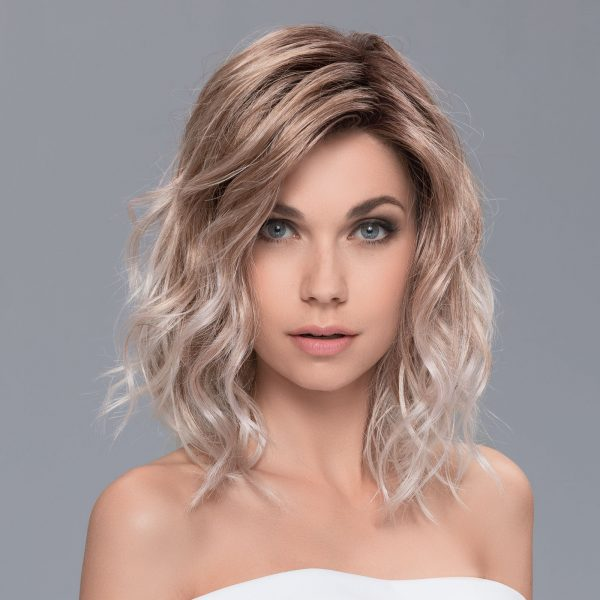 Touch Wig in CANDY BLONDE ROOTED by Ellen Wille