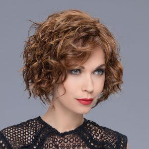 Turn Wig In HOT MOCCA ROOTED By Ellen Wille
