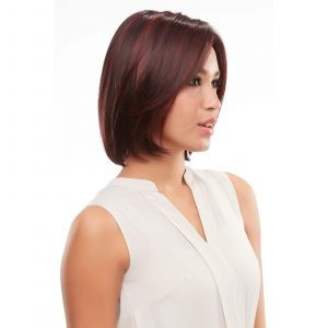 Kristen Wig By Jon Renau In FS2V/31V | Chocolate Cherry