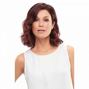 Scarlett Large Wig By Jon Renau In FS2V/31V | Chocolate Cherry
