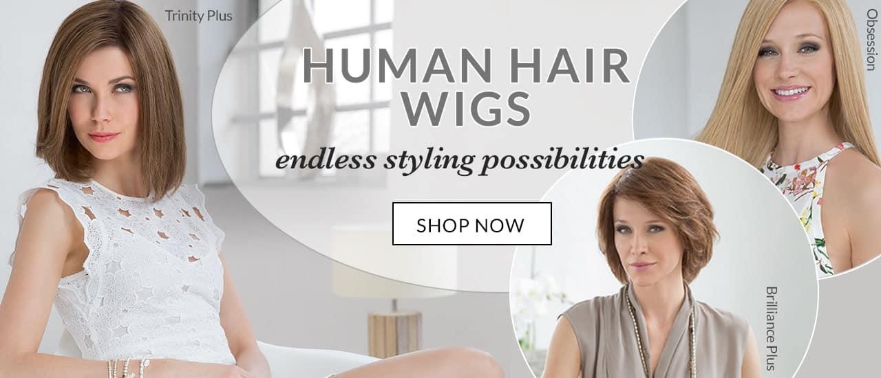 Human Hair Wigs HairWeavon