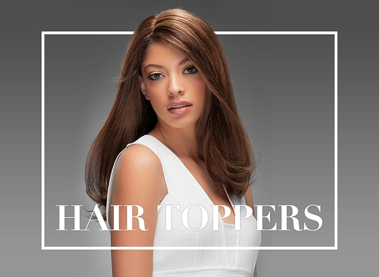 Hair Toppers for thinning hair loss - HairWeavon