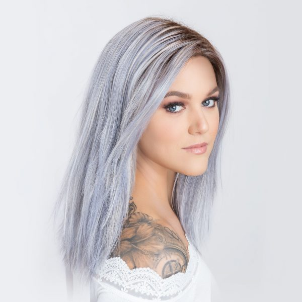 Tabu Wig by Ellen Wille in Ice Blue