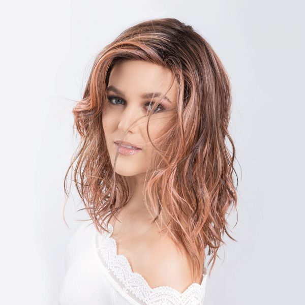 Tabu Wig by Ellen Wille in Rosewood