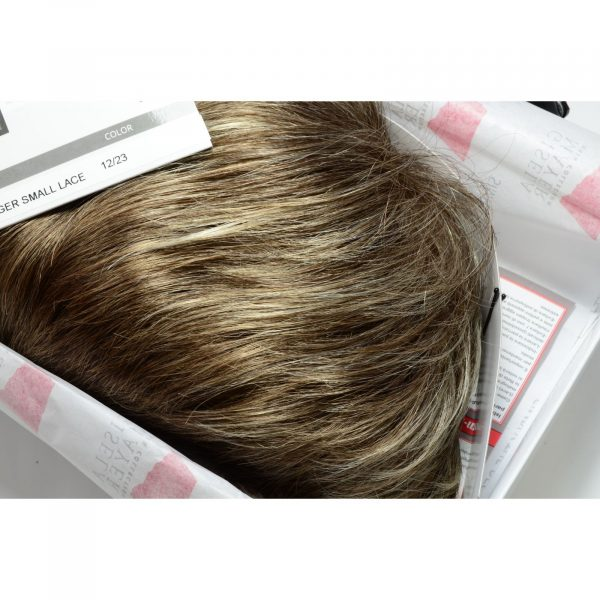 12/23 Wig Colour by Gisela Mayer