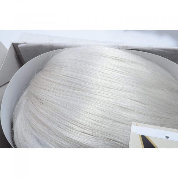 60 Silver White Wig Colour by Gisela Mayer