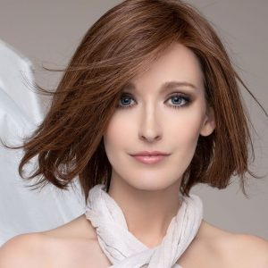 Delicate Wig   Remy Human Hair Lace Front Wig   6 Colours
