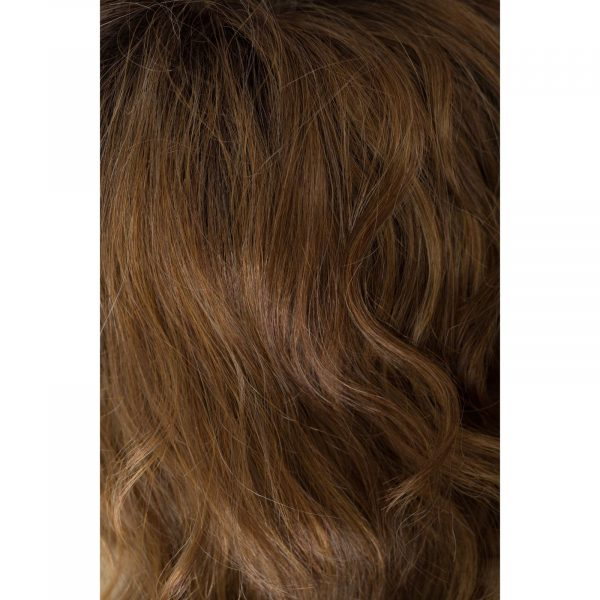 Honey Brown Rooted Colour by Rene of Paris