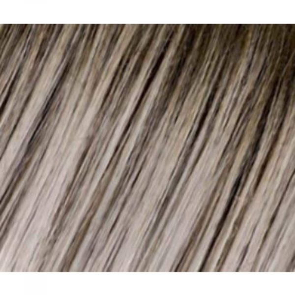 61-38+12 lightbrown grey rooted Wig Colour by Gisela Mayer