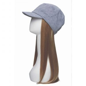 Hat Magic | Synthetic Hair Under Hat  | 19 Colours