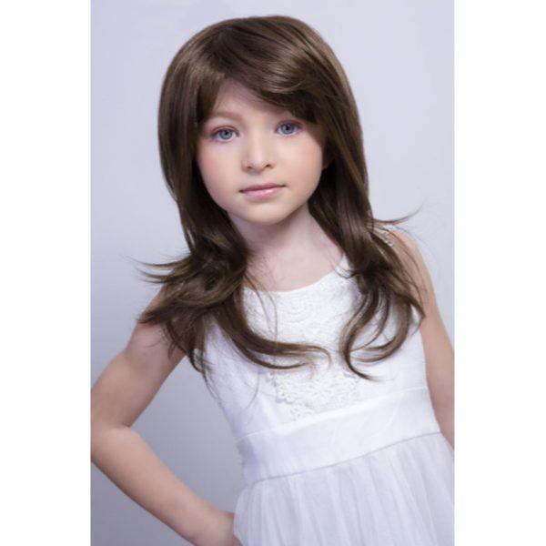 HEIDI Wig by NJ Creation Paris | Petite Wig for Kids