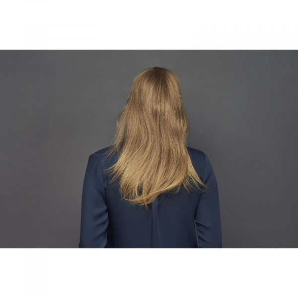 Ideal Volume II Volumizer hair piece by NJ Creation Paris | Remy Human Hair