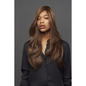 Maria Wig | Synthetic Lace Front (Mono Top) | 14 Colours