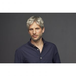 Tanguy Wig For Men | Synthetic Lace Front Wig (Mono Top) | 8 Colours