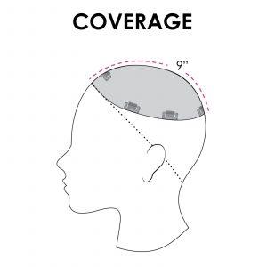 Top Smart Human Hair Topper By Jon Renau Coverage