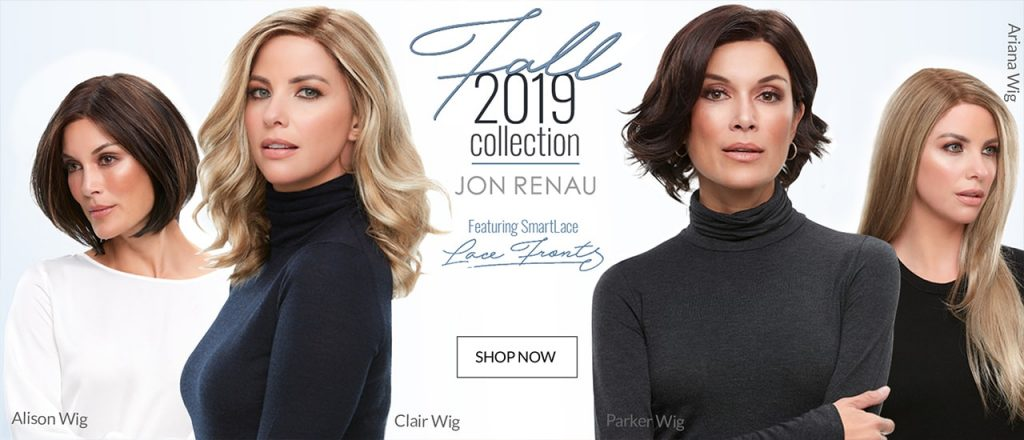 Jon Renau New Wigs 2019