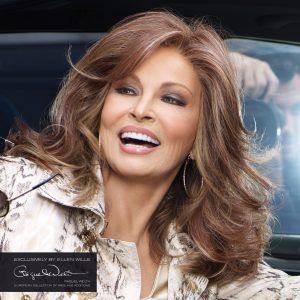 LA Mono Wig By Raquel Welch