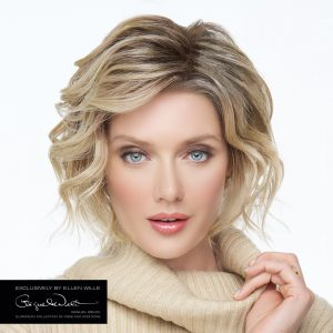 Lake Mono Wig | Synthetic Lace Front (Mono Part) | 9 Colours