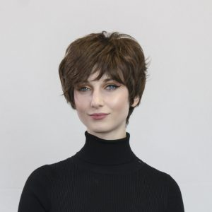 Rosie Wig | Synthetic Wig (Mono Top) | 10 Colours