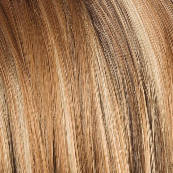 Caramel Root 12/27/20+Root8 Synthetic Wig Colour by Belle Madame