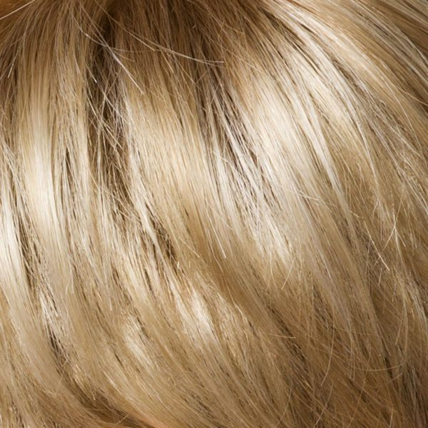Nordic Ash Blond 22/24R-16+Root14Synthetic Wig Colour by Belle Madame