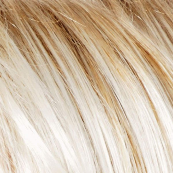 Swedish Blond Root 25R/22H+Root16 Synthetic Wig Colour by Belle Madame