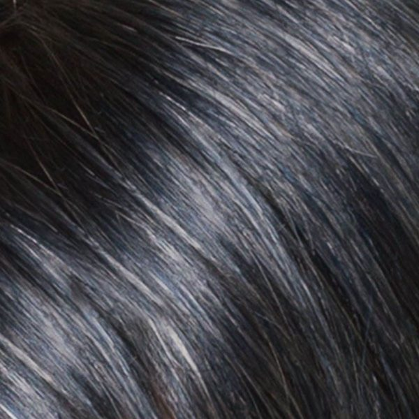 Blueberry Grey Synthetic Wig Colour by Belle Madame