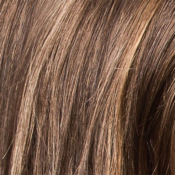 Chocolate Mix 8/10/27/20 Synthetic Wig Colour by Belle Madame