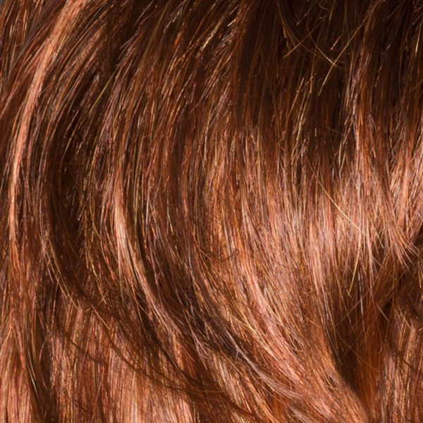 Rusty Red 31/33 Synthetic Wig Colour by Belle Madame