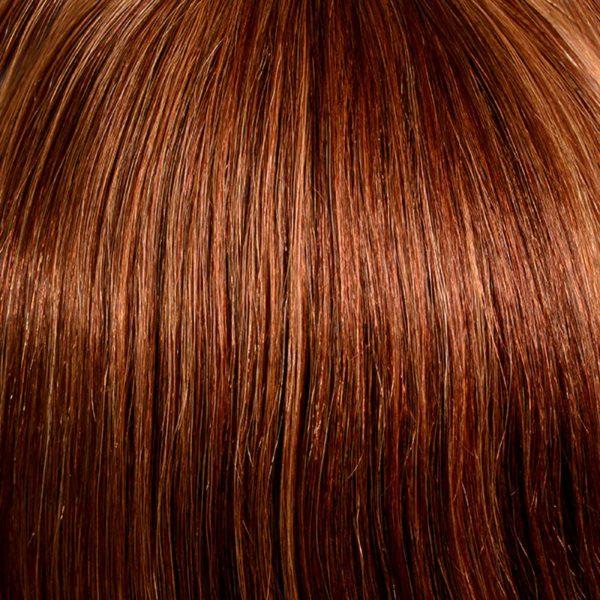 33/27-R Human Hair Wig Colour by Belle Madame
